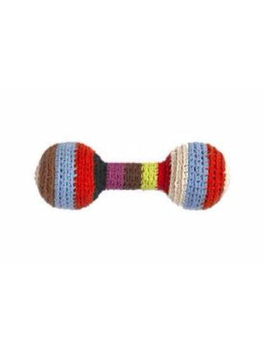 Anne-Claire Petit Organic Cotton Crochet Rattle