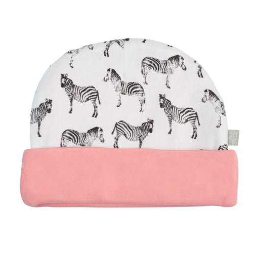 Finn and Emma Zebra Hat