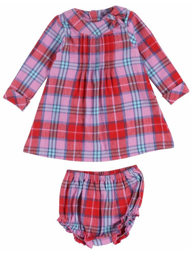 Piccalilly - Dress Set - Tartan Check