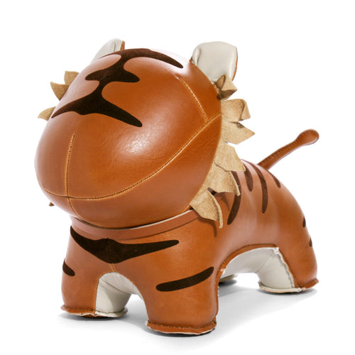 Zuni Doorstop/Bookend - Tan Tiger