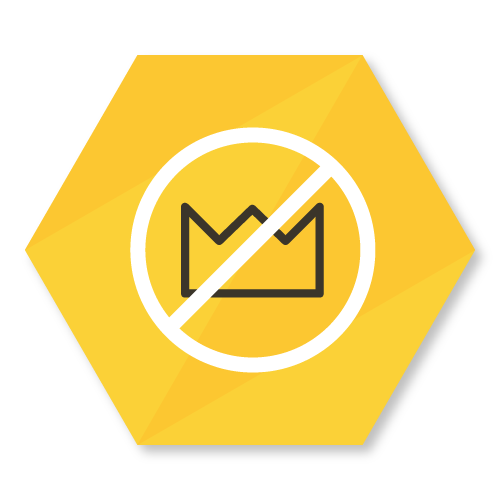icon demonstrating the missing queen buzzbox classifier state