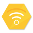 icon representing the wireless data BuzzBox feature