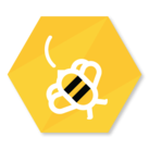 icon demonstrating the collapsing hive buzzbox classifier state