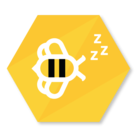 icon demonstrating the dormant hive buzzbox classifier state