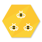 icon demonstrating the swarming buzzbox classifier state