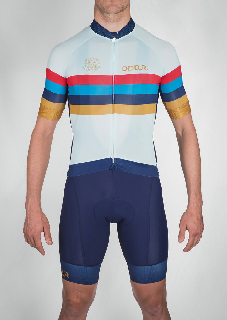 Leeuw Team Jersey (Light Blue)