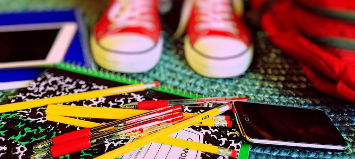 9 Tips For Back To School Organization