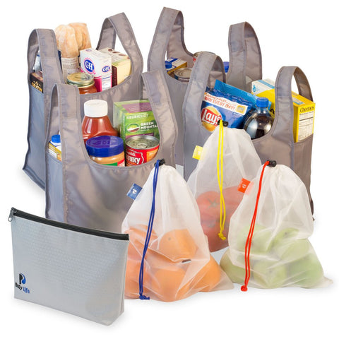 Reusable Grocery Bags | Busy Life Products