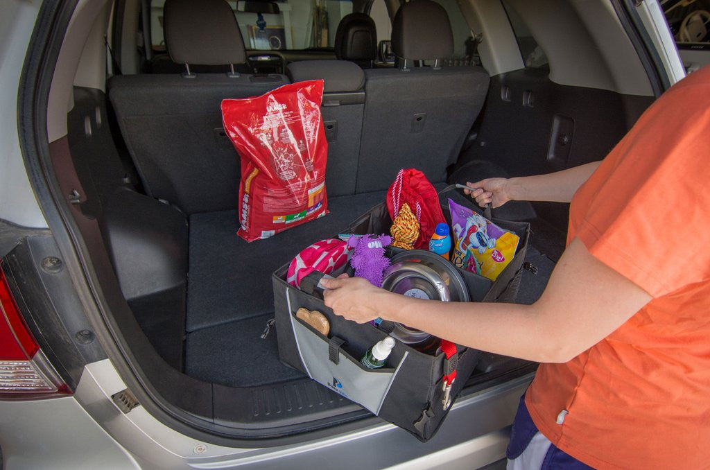 Trunk organizer busy life products car trunk storage organizer busy life products solutioingenieria Image collections