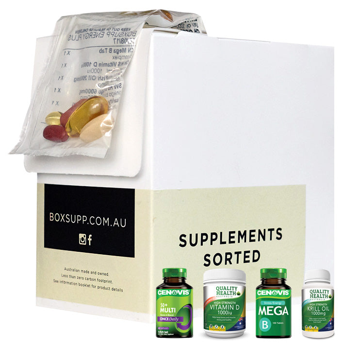 Boxsupp Energy 50+
