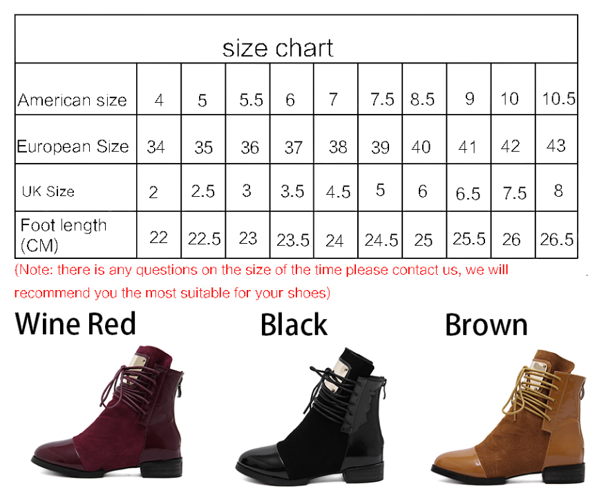 a7a0221cf8ab9 Item Type: Boots Upper Material: Genuine Leather Upper-Genuine Leather  Type: Pigskin Boot Height: Ankle Closure Type: Lace-Up Boot Type:  Motorcycle boots