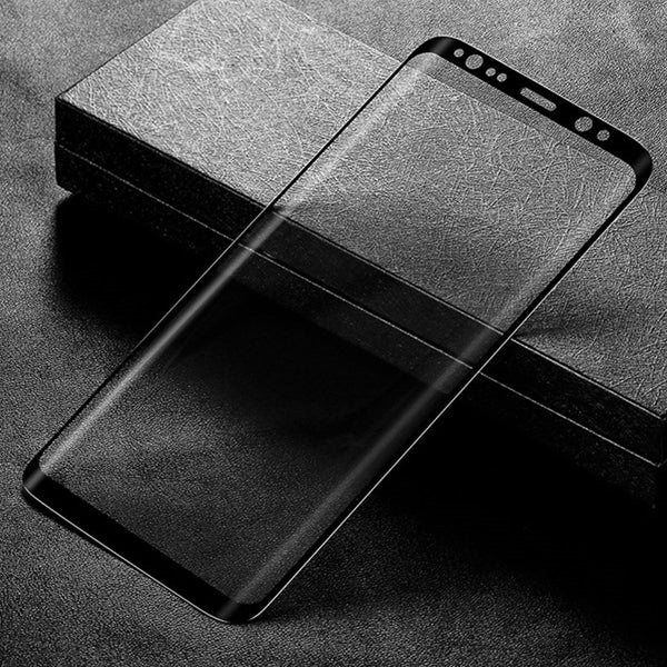 3D Curved Full Cover Tempered Glass For Samsung