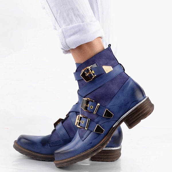 Women's Shoes - Hot Sale Retro Casual Ankle Boots