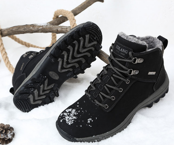 2017 New Hot Style Men Hiking Shoes Winter Outdoor Walking Jogging Shoes Mountain Sport Boots