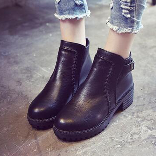 Ankle Boots - New Fashion Womens Ankle Boots