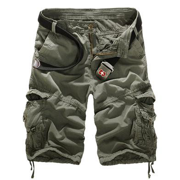 2018 New Design Men Summer Camouflage Military Shorts