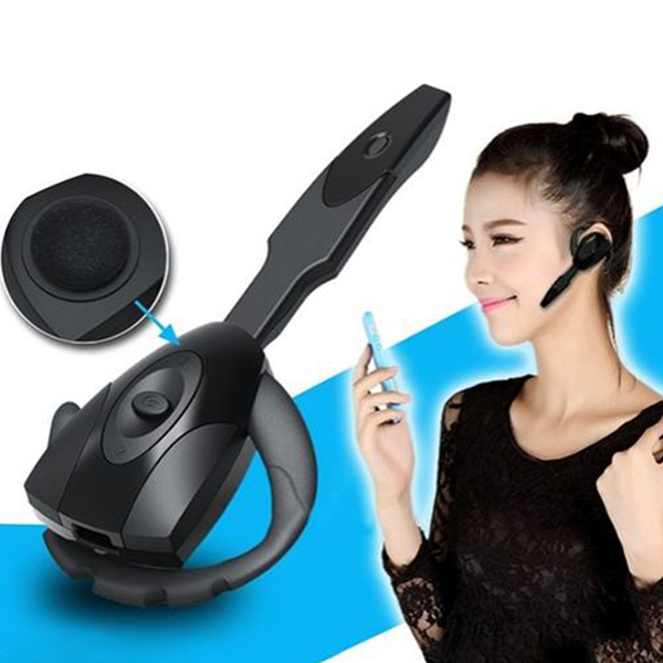 Bluetooth 3.0 Headset Rechargeable Wireless Earphone
