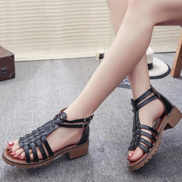 fe90ad45523 Woman s Summer Gladiator Casual Sandals – styleNB