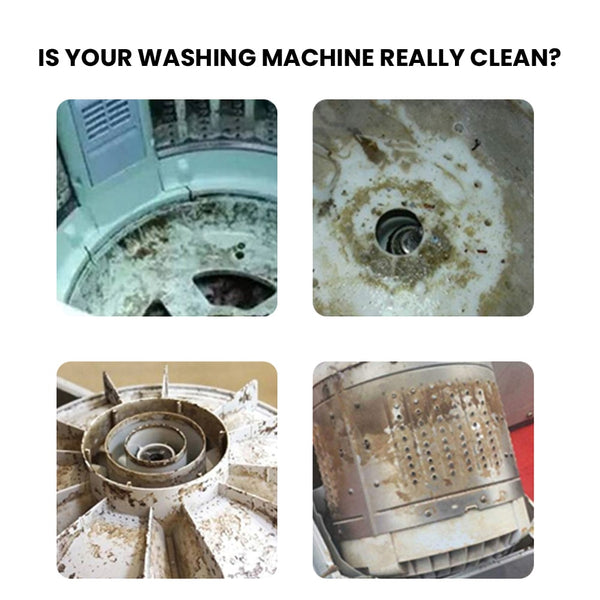 Washer Deep Cleaning Descaling Effervescent Tablet