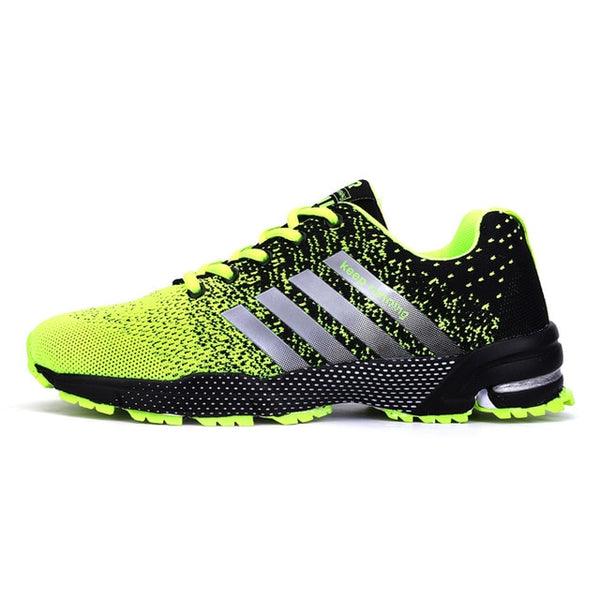 Men Running Shoes Lightweight Sneakers for Women Comfortable Athletic Training Footwear