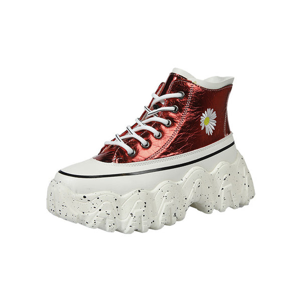 Non Slip Thick Sole Sneakers Wo – styleNB