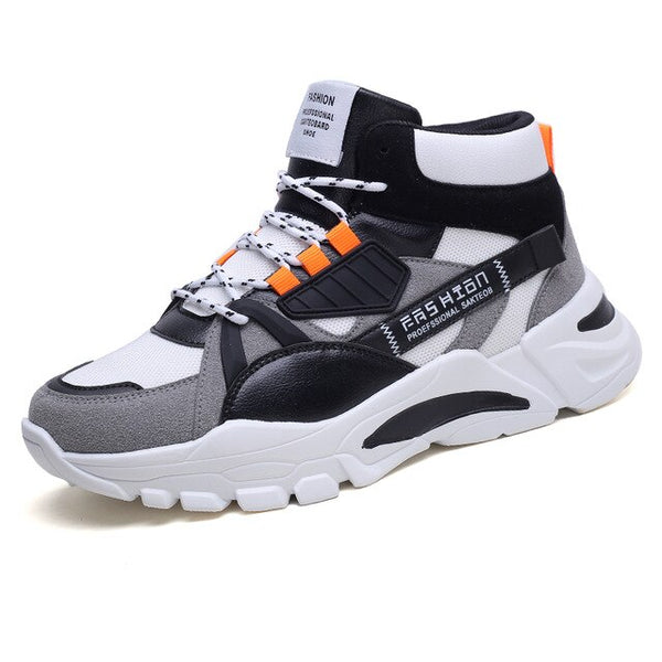 Lightweight Comfortable Breathable Walking Sneaker