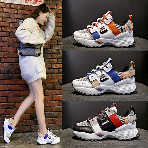 new breathable sneaker female joker fashion casual shoes for women's shoes