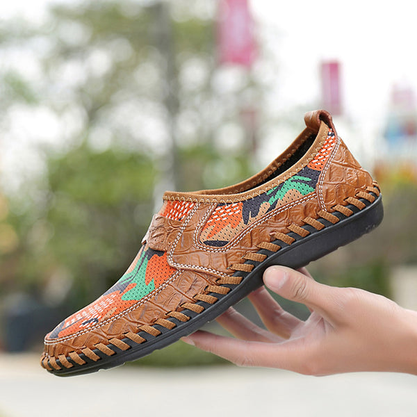 High Quality Vogue Fashion Men Shoes Flat Shoes