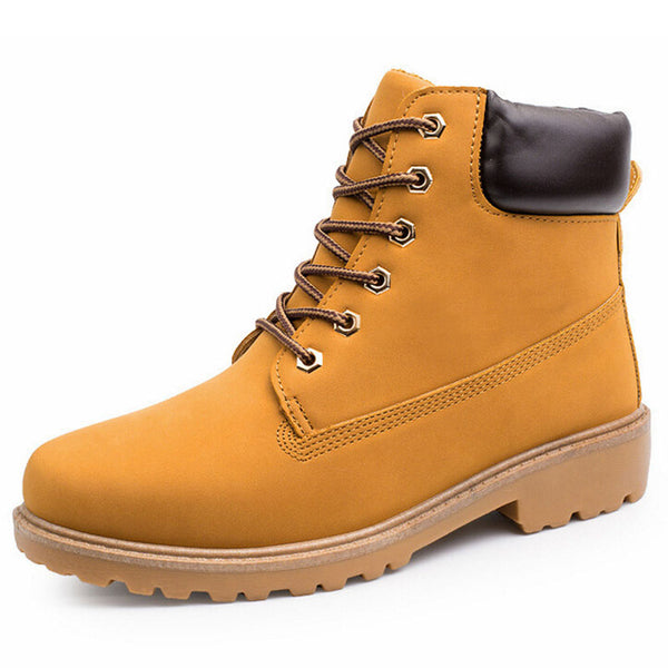 Boots - 2018 New British Style High Top Men Martin Boots