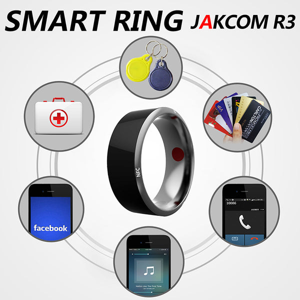 [In stock]!Waterproof Smart App Enabled Wearable Technology Magic Ring For  iOS Android