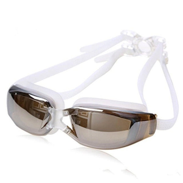 Professional Men Women Anti-fog UV Protection Swimming Goggles