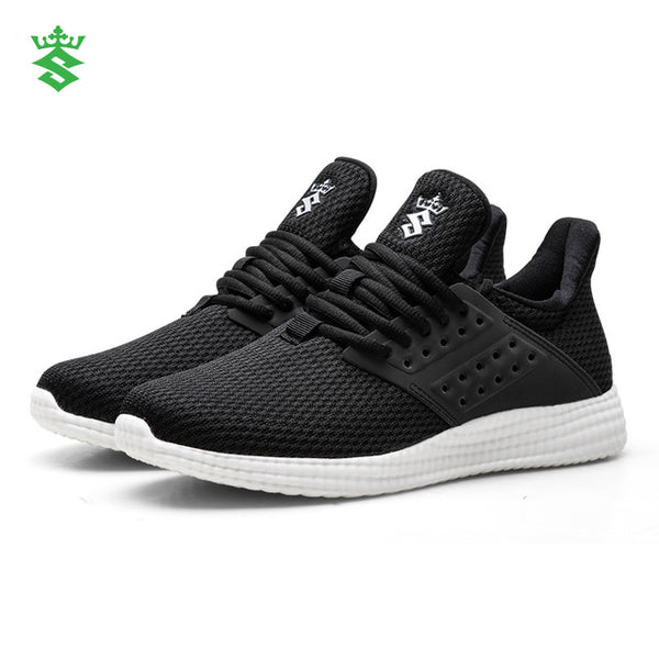 Lightweight Running Mesh Breathable Outdoor Jogging Shoes For Men