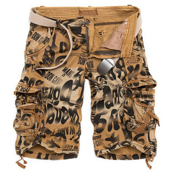 Shorts - 2018 Men Military Summer Shorts