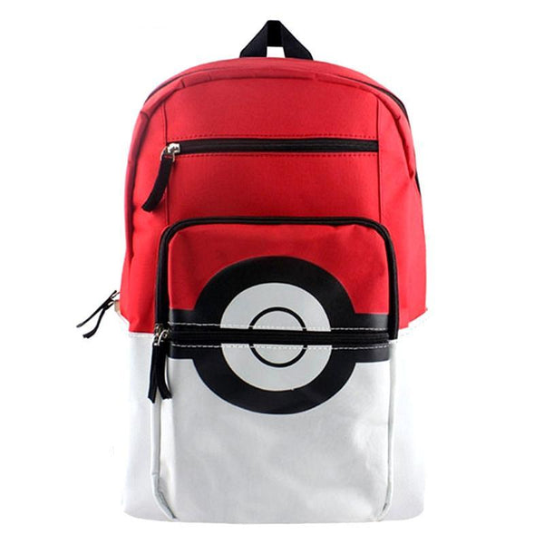 Backpack - 2017 fashion Pokemon Cartoon multi-functional backpack