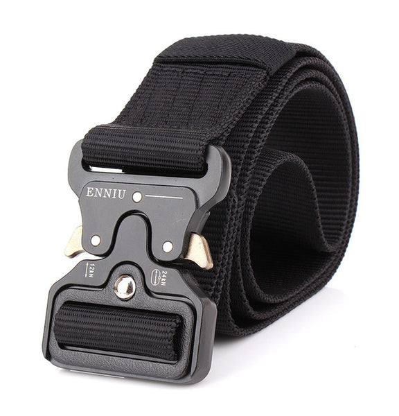 Belt - Men's Heavy Duty US Soldier Combat Tactical Belts