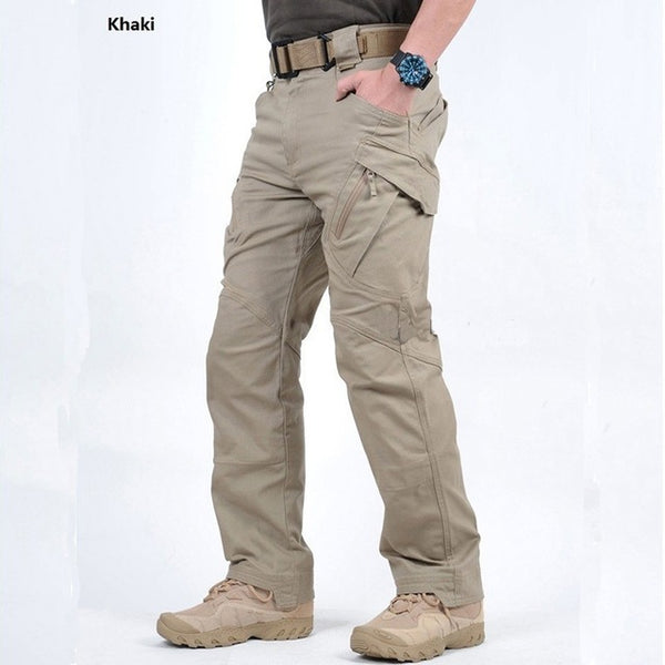 Men's Clothing - 2018 New Waterproof Military Tactical Cargo Outdoor Pants