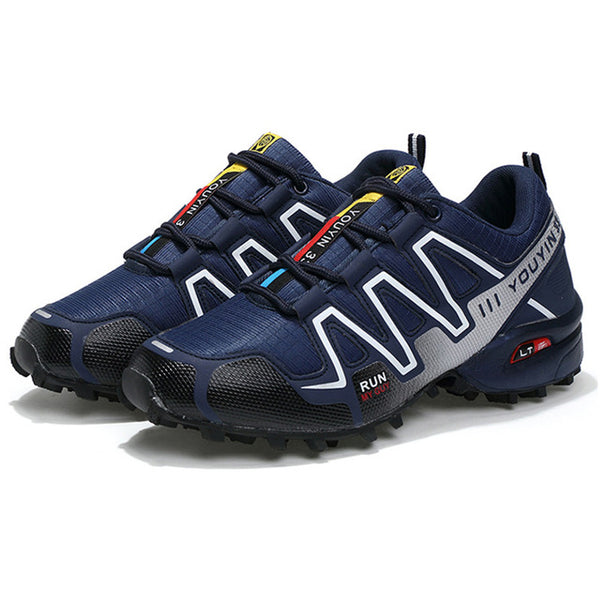 Light Weight Breathable Outdoor Hiking Men's Shoes