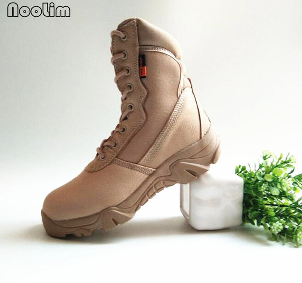 Boots - 2017 New US Super Light Military Tactical Desert Boots