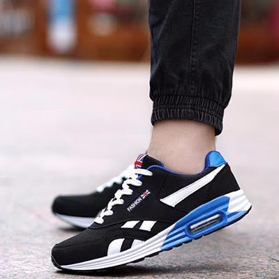 2017 Men Shoes Running Breathable Flats Walking
