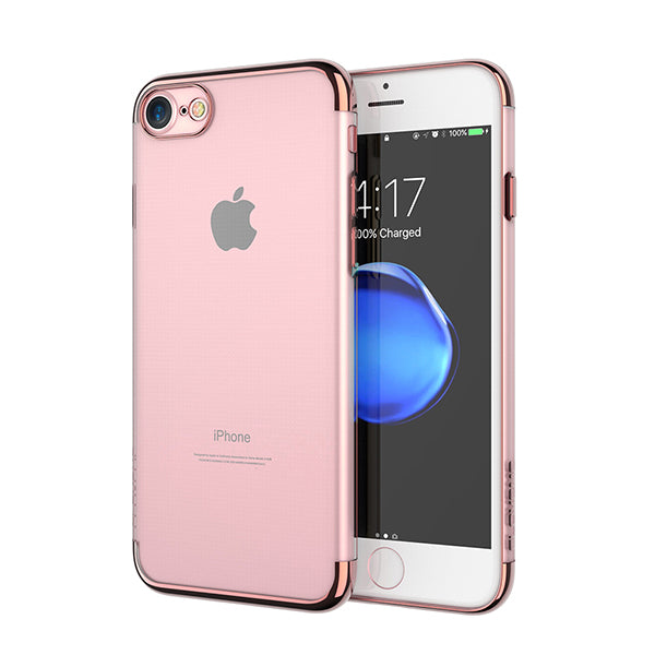 Luxury Soft TPU Case for iPhone