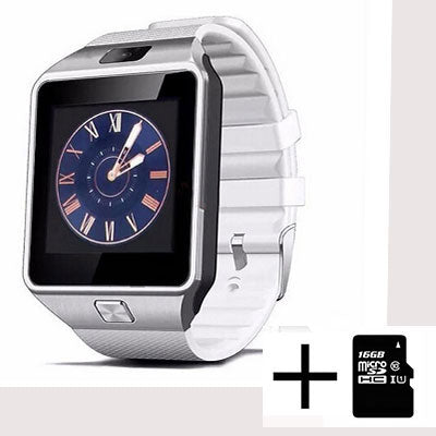 New Arrival Smart Watch Support SIM +Free 16GB Memory Card
