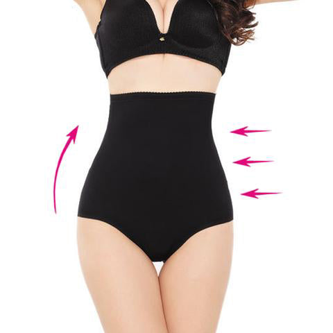 Women's Comfortable Breathable High Waist Trainer Bodysuit