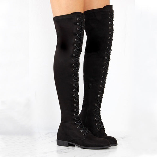 Boots- ladies fall winter fashion waterproof boots