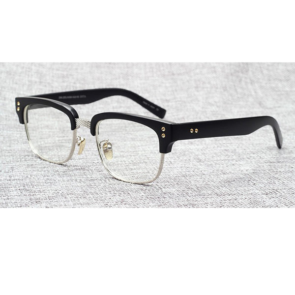 Glasses-2017 New Fashion Unisex Optical Myopia Glasses Frame