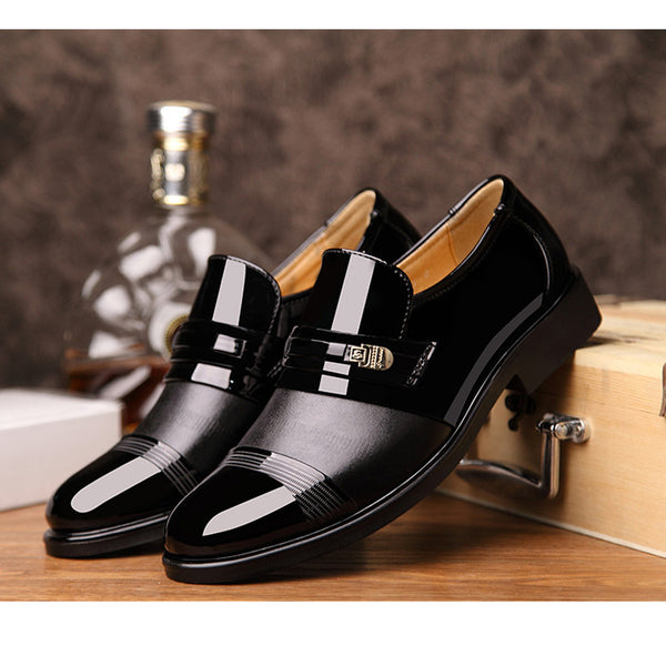 2018 New Fashion High Quality Leather Men Oxford Shoes