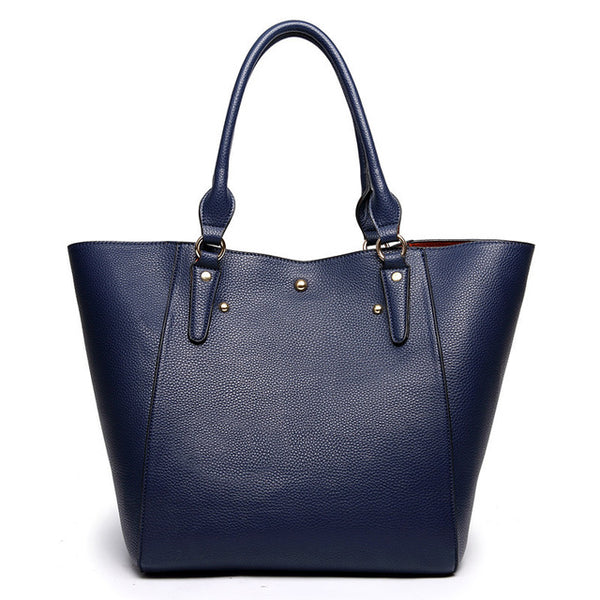 2018 Fashion Leather Top-handle Women Handbag