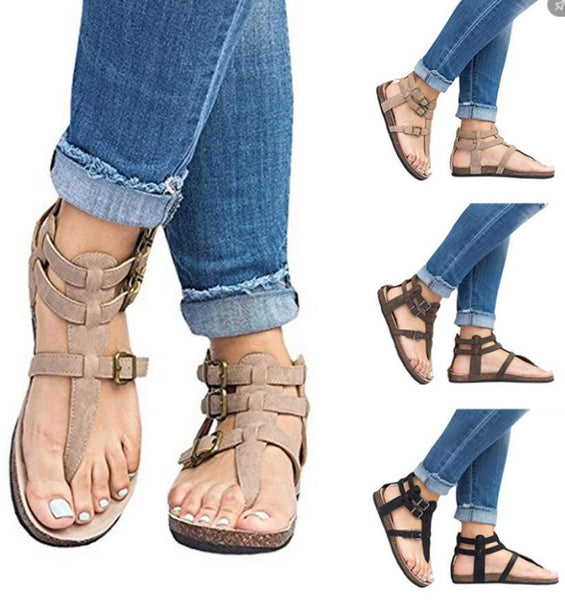 51afc46a72d1 Woman s Summer Fashion Gladiator Sandals – styleNB
