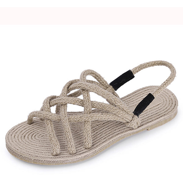 93e866d3574 Summer Women Gladiator Casual Platform Flat Sandals – styleNB