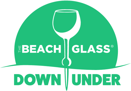 The Beach Glass Down Under
