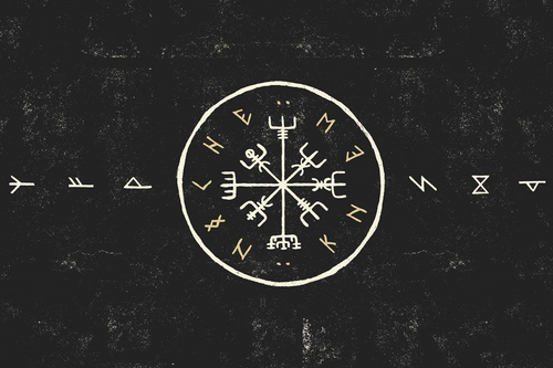 Vegvisir Symbol: May Viking Compass Protect and Guide You